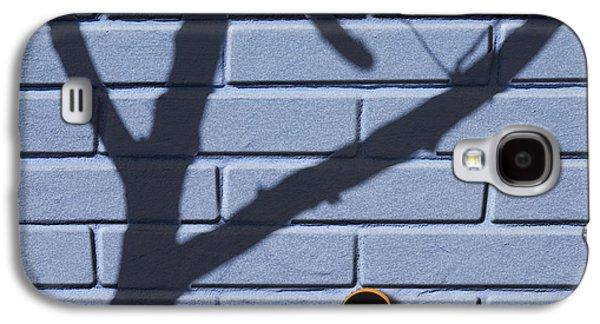 Creepy Galaxy S4 Cases - Boo Galaxy S4 Case by Paul Wear