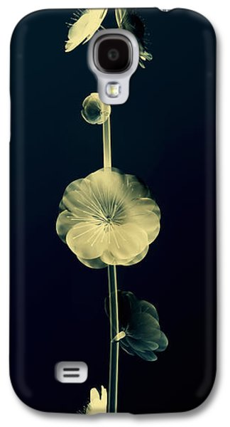 Nature Study Digital Art Galaxy S4 Cases - Botanical Study 6 Galaxy S4 Case by Brian Drake - Printscapes