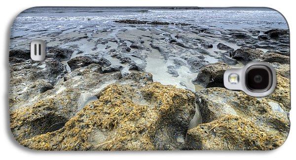 Botany Galaxy S4 Cases - Botany Bay Beach SC Galaxy S4 Case by Dustin K Ryan