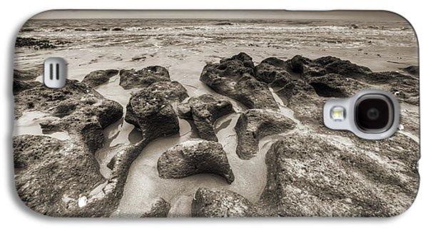 Botany Galaxy S4 Cases - Botany Bay Clay Sands Galaxy S4 Case by Dustin K Ryan