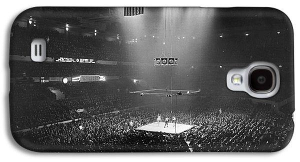 Boxer Galaxy S4 Cases - Boxing Match, 1941 Galaxy S4 Case by Granger