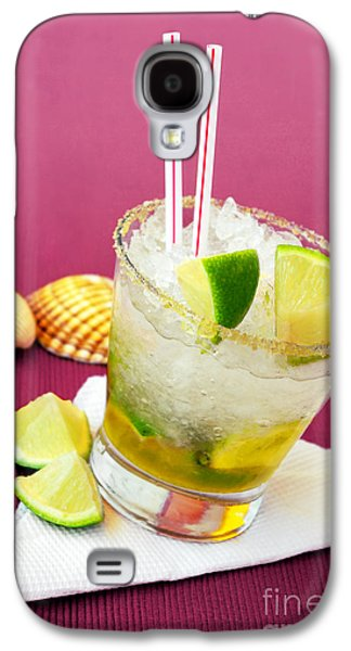 Alcohol Photographs Galaxy S4 Cases - Brazilian Cocktail Galaxy S4 Case by Carlos Caetano
