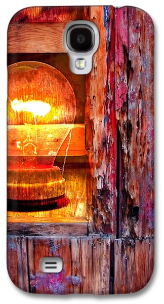 Bulb Galaxy S4 Cases - Bright Idea Galaxy S4 Case by Skip Hunt