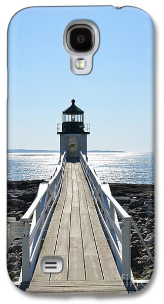 St George Galaxy S4 Cases - Brilliant Light Galaxy S4 Case by Corinne Rhode
