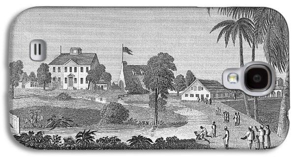 Slaves Galaxy S4 Cases - British Guiana: Slavery Galaxy S4 Case by Granger