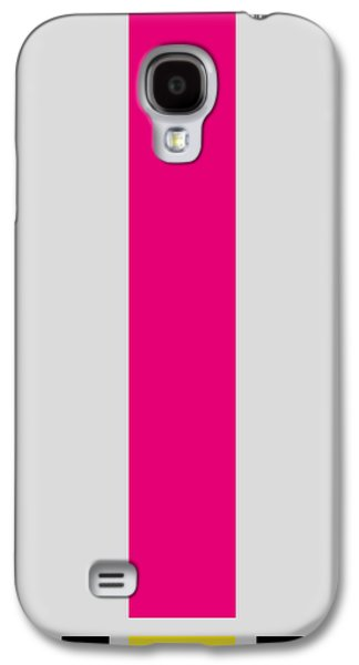 Abstract Forms Galaxy S4 Cases - Bruke Galaxy S4 Case by Naxart Studio