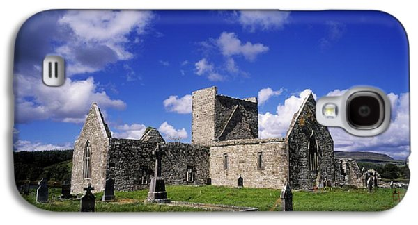 The Wooden Cross Galaxy S4 Cases - Burrishoole Friary, Co Mayo, Ireland Galaxy S4 Case by The Irish Image Collection