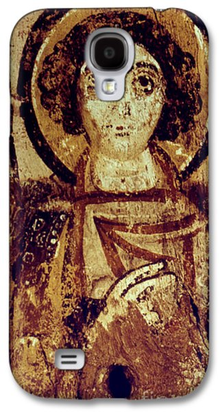 Orthodox Icon Galaxy S4 Cases - Byzantine Icon Galaxy S4 Case by Granger