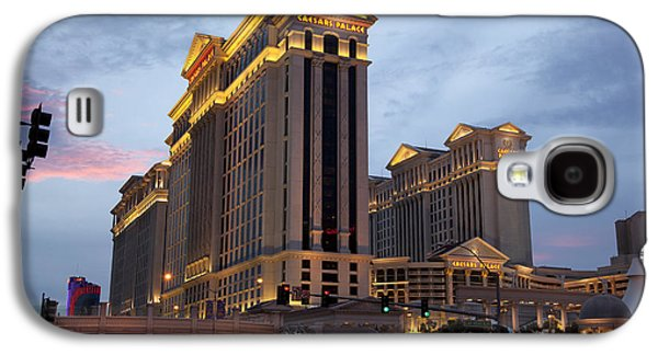 Recently Sold -  - Light Galaxy S4 Cases - Caesars Palace  Galaxy S4 Case by Jane Rix