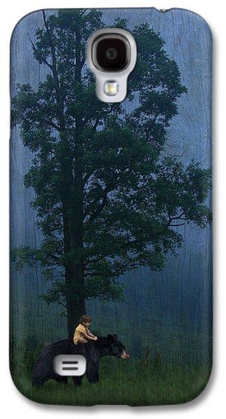 Surreal Landscape Galaxy S4 Cases - Callisto And Arcas Galaxy S4 Case by Ron Jones