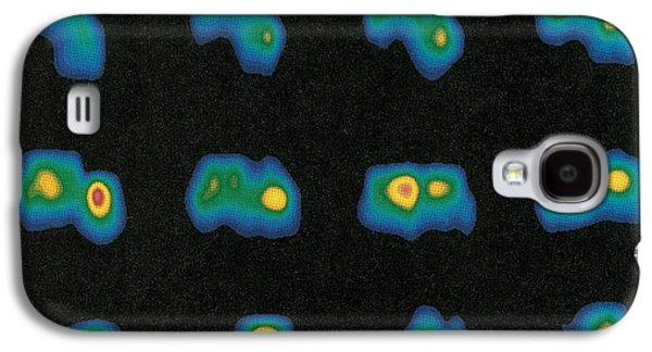 Luminous Body Galaxy S4 Cases - Castalia Asteroid Sequence, False-color Galaxy S4 Case by Science Source
