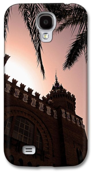 Spanien Galaxy S4 Cases - Castell dels Tres Dragons - Barcelona Galaxy S4 Case by Juergen Weiss