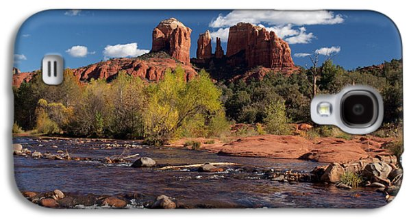Cathedral Rock Sedona Galaxy S4 Case by Joshua House