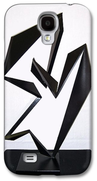 Abstract Movement Sculptures Galaxy S4 Cases - Cha Cha Cha Galaxy S4 Case by John Neumann
