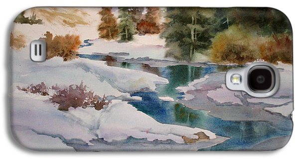 Poudre Galaxy S4 Cases - Changing Seasons Galaxy S4 Case by Mohamed Hirji