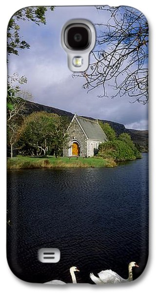 Gougane Barra Church Photographs Galaxy S4 Cases - Chapel At Gougane Barra, Co Cork Galaxy S4 Case by The Irish Image Collection