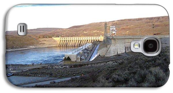 Will Power Galaxy S4 Cases - Chief Joseph Dam Galaxy S4 Case by Will Borden