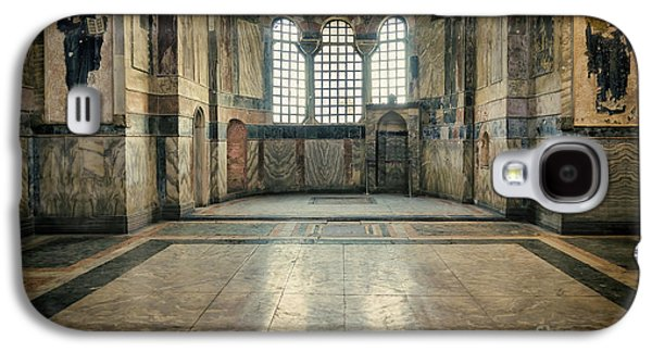 Ancient Galaxy S4 Cases - Chora Nave Galaxy S4 Case by Joan Carroll