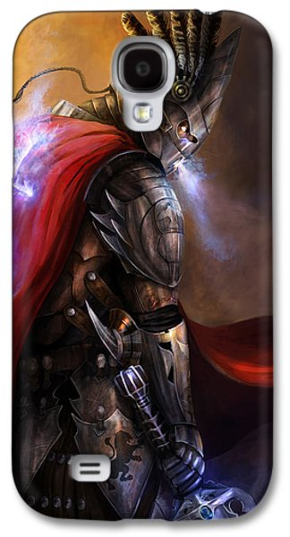Armor Galaxy S4 Cases - Christ Within Galaxy S4 Case by Steve Goad