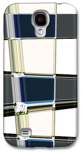 Enliven Galaxy S4 Cases - Chrome Galaxy S4 Case by Lj Lambert