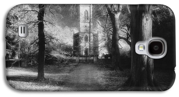 Church Of St Mary Magdalene Galaxy S4 Case by Simon Marsden