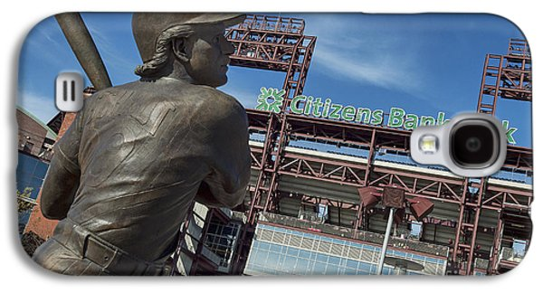 Pennsylvania Baseball Parks Galaxy S4 Cases - Citizans Bank Park Galaxy S4 Case by John Greim