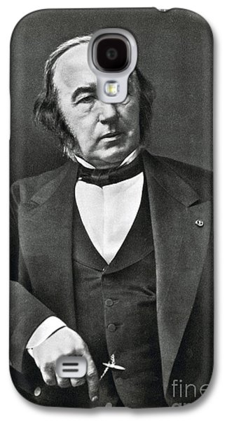 Physiology Galaxy S4 Cases - Claude Bernard, French Physiologist Galaxy S4 Case by Photo Researchers
