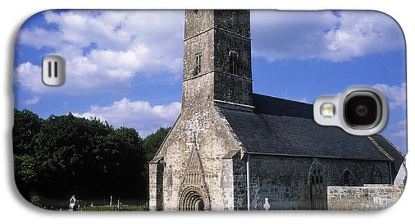 Monasticism Galaxy S4 Cases - Clonfert Cathedral, Clonfert, Co Galaxy S4 Case by The Irish Image Collection