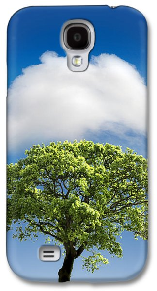 Inspirational Photographs Galaxy S4 Cases - Cloud Cover Galaxy S4 Case by Mal Bray