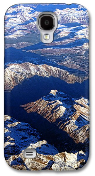 Landscape Acrylic Prints Galaxy S4 Cases - Colorado Rocky Mountains PLANET eARTh Galaxy S4 Case by James BO  Insogna