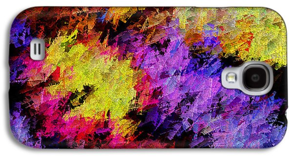 Abstract Digital Photographs Galaxy S4 Cases - Colorosity Galaxy S4 Case by Paul Wear