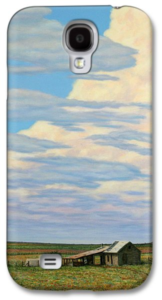 Windmill Galaxy S4 Cases - Come In Galaxy S4 Case by James W Johnson