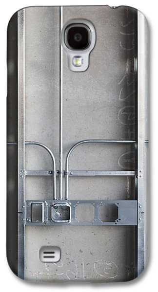 Electrical Component Photographs Galaxy S4 Cases - Commercial Building Under Construction Galaxy S4 Case by Don Mason