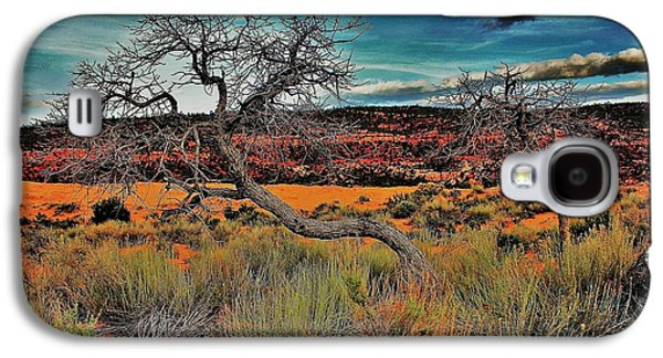 Gnarly Galaxy S4 Cases - Coral Dunes Galaxy S4 Case by Benjamin Yeager
