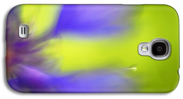 Blooming Galaxy S4 Cases - Cornflower Galaxy S4 Case by Silke Magino