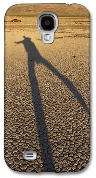 Death Galaxy S4 Cases - Dancing Fool Galaxy S4 Case by Mike McGlothlen