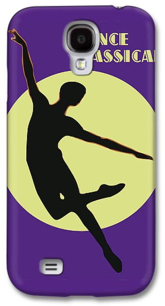 Classical Dancer Galaxy S4 Case by Joaquin Abella