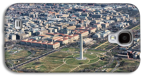 Dc From Above Galaxy S4 Case by JC Findley