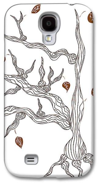 Dead Wood Galaxy S4 Case by Frank Tschakert