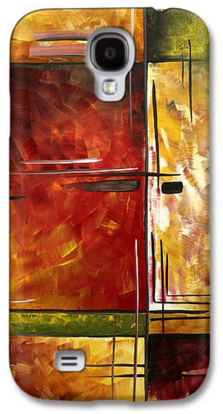 Bold Style Galaxy S4 Cases - Depth of Emotion by MADART Galaxy S4 Case by Megan Duncanson
