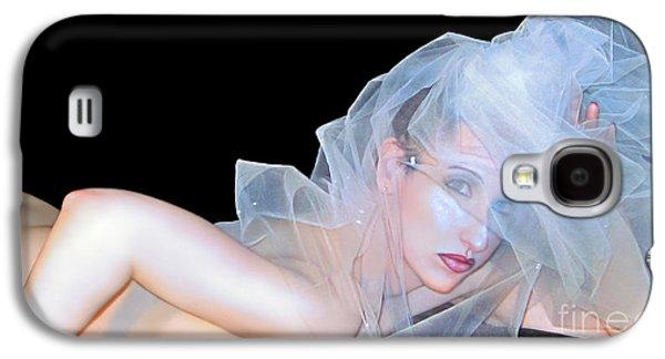 Desdemona Galaxy S4 Cases - Desdemona - Do you see - Self Portrait Galaxy S4 Case by Jaeda DeWalt