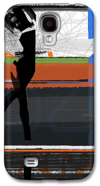 Intense Galaxy S4 Cases - Devotion Galaxy S4 Case by Naxart Studio