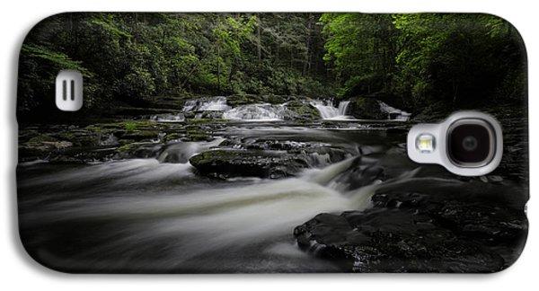 Pennsylvania Galaxy S4 Cases - Dingmans Creek III Galaxy S4 Case by Rick Berk