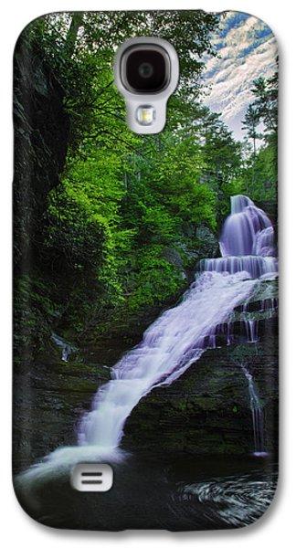 Pennsylvania Galaxy S4 Cases - Dingmans Falls Galaxy S4 Case by Rick Berk