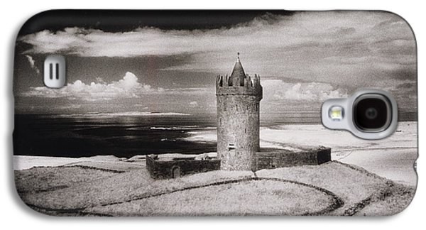 Doonagore Tower Galaxy S4 Case by Simon Marsden