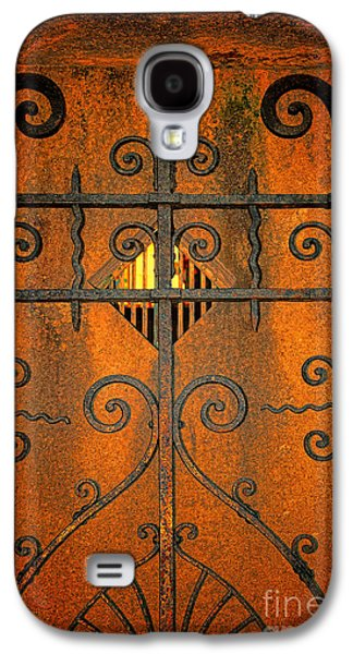 Final Resting Place Galaxy S4 Cases - Doorway to Death Galaxy S4 Case by Paul Ward