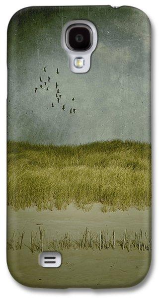North Sea Galaxy S4 Cases - Dunes Galaxy S4 Case by Joana Kruse