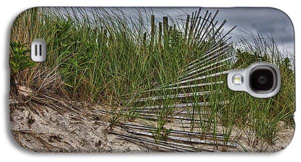 Hamptons Galaxy S4 Cases - Dunes Galaxy S4 Case by Rick Berk