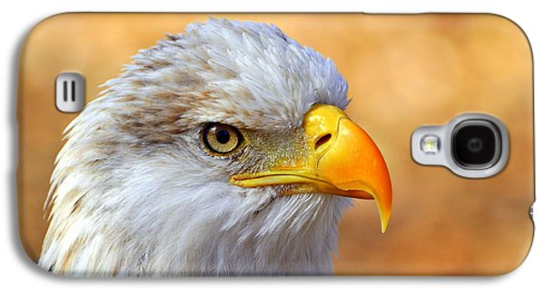 Marty Koch Galaxy S4 Cases - Eagle 7 Galaxy S4 Case by Marty Koch