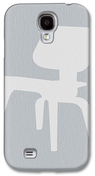 Chair Galaxy S4 Cases - Eames Plywood Chair Galaxy S4 Case by Naxart Studio